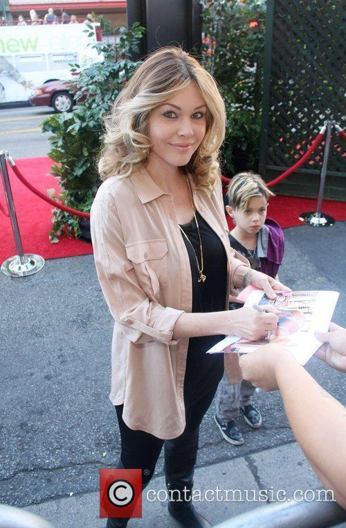 Shanna Moakler and Dancing With The Stars 2