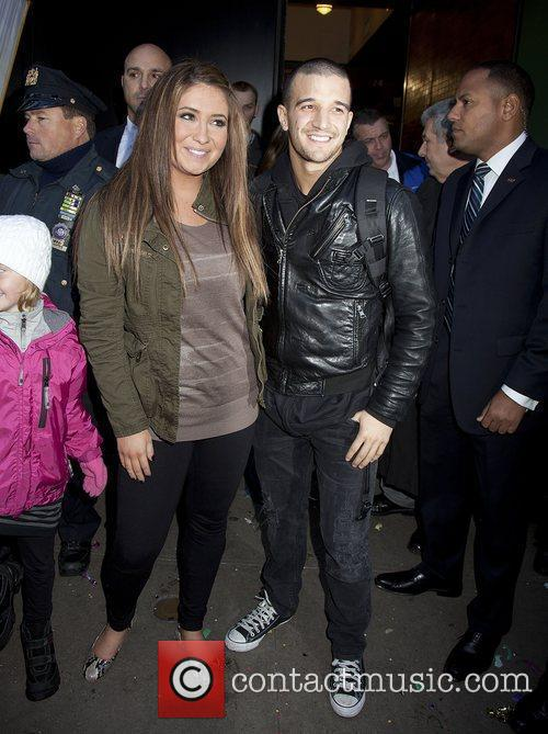 Bristol Palin, Dancing With The Stars and Mark Ballas 3