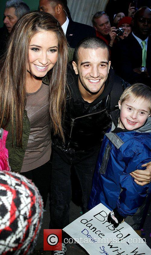 Bristol Palin, Dancing With The Stars and Mark Ballas 5
