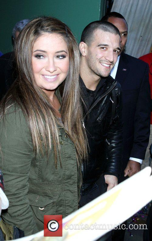 Bristol Palin, Dancing With The Stars and Mark Ballas 1