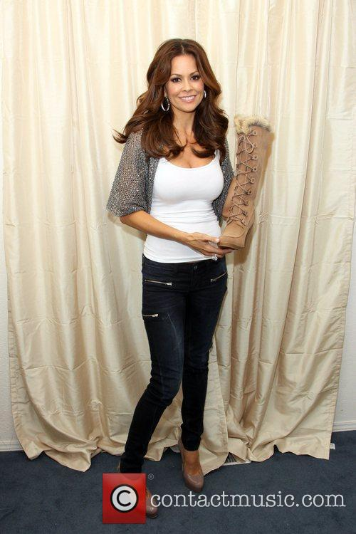 Brooke Burke, Cbs and Dancing With The Stars 1