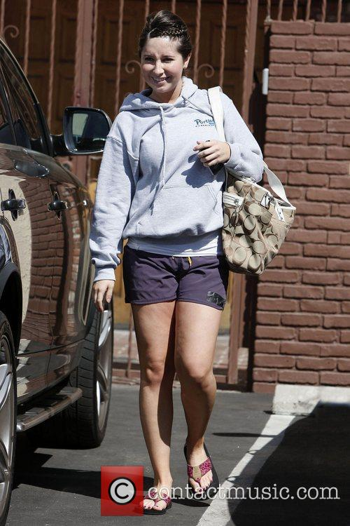 Leaving 'Dancing with the Stars' rehearsals
