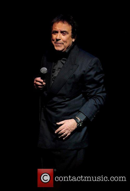 Spanish singer Dyango