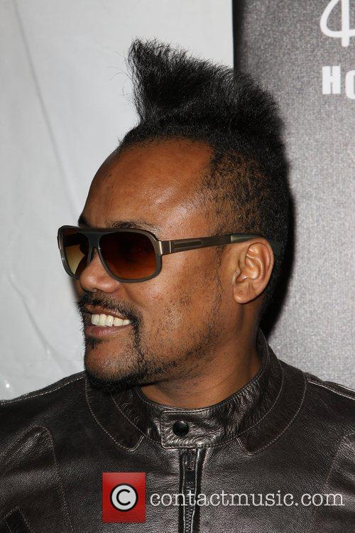 Apl.de.ap E! Oscar Viewing and After Party held...