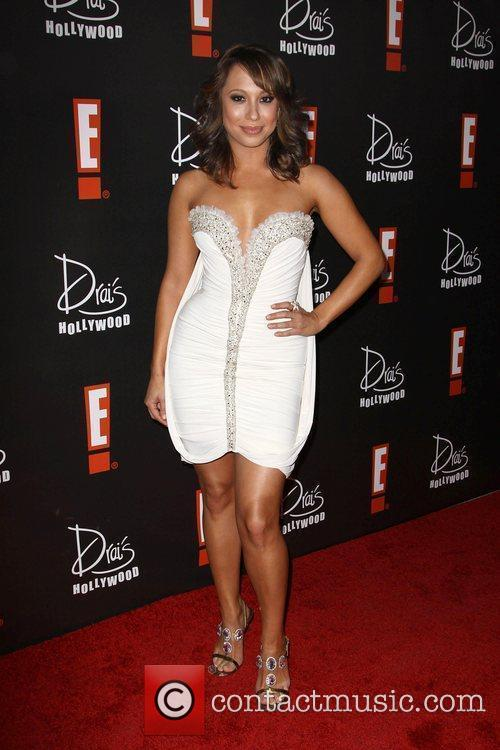 Cheryl Burke E! Oscar Viewing and After Party...