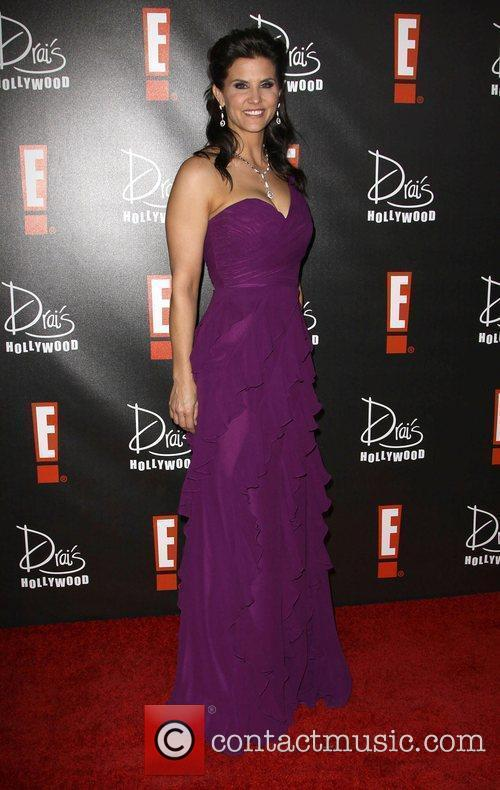 Lu Parker E! Oscar Viewing and After Party...