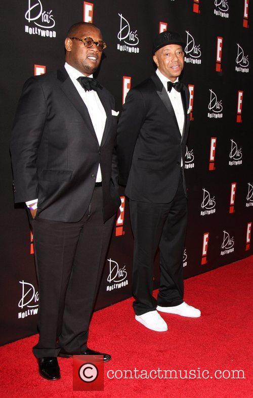 Russell Simmons (R), Russell Simmons