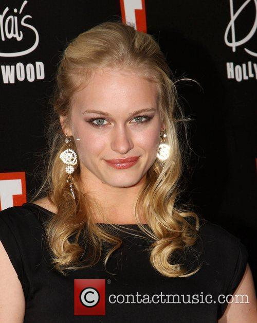 Leven Rambin E! Oscar Viewing and After Party...