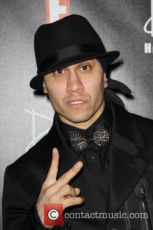 Taboo of Black Eyed Peas E! Oscar Viewing...