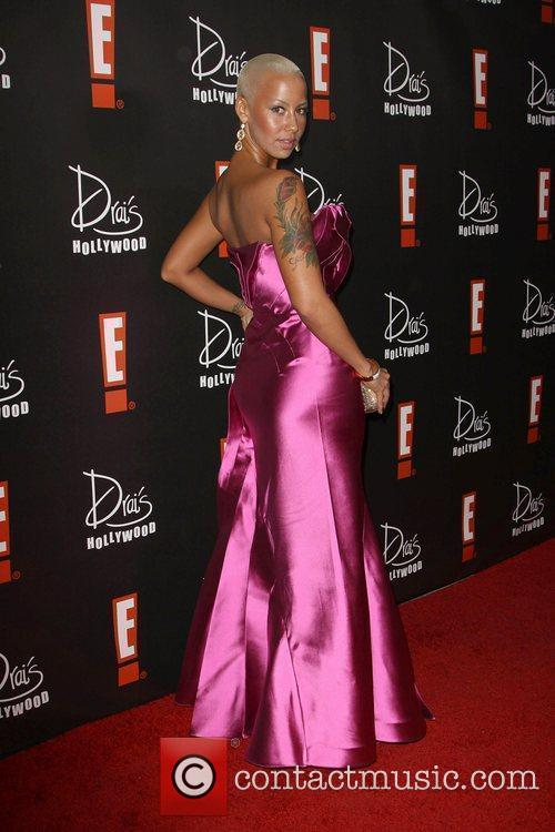 Amber Rose E! Oscar Viewing and After Party...