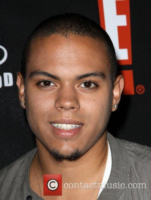 Evan Ross E! Oscar Viewing and After Party...