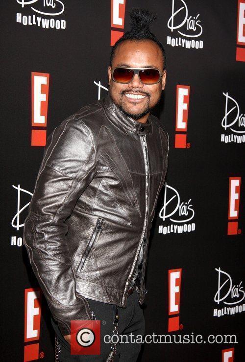 apl.de.ap from Black Eyed Peas E! Oscar Viewing...