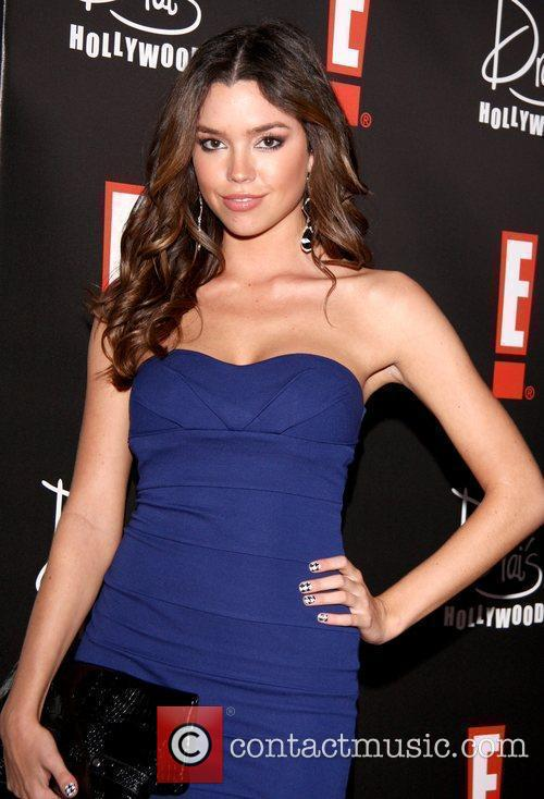 Brittany Binger E! Oscar Viewing and After Party...