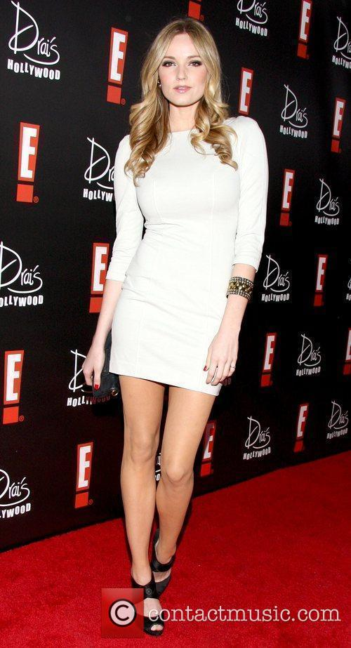 Jamielee Darley E! Oscar Viewing and After Party...