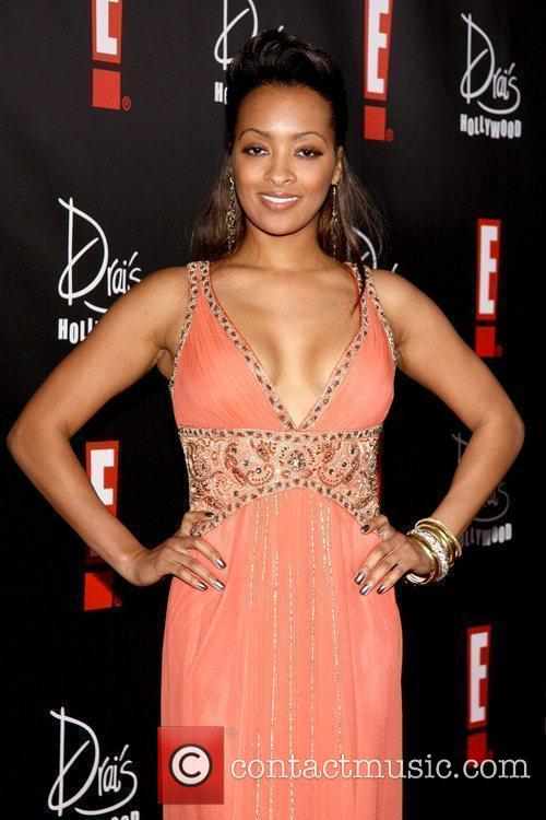 Jennia Fredrique E! Oscar Viewing and After Party...
