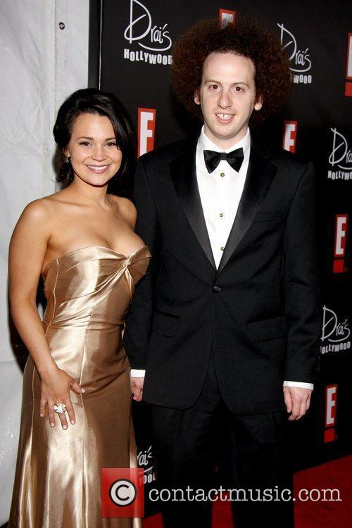 Guest and Josh Sussman E! Oscar Viewing and...