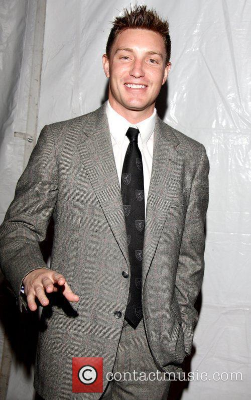 Lane Garrison E! Oscar Viewing and After Party...