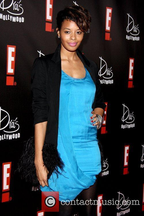 Vanessa Simmons E! Oscar Viewing and After Party...