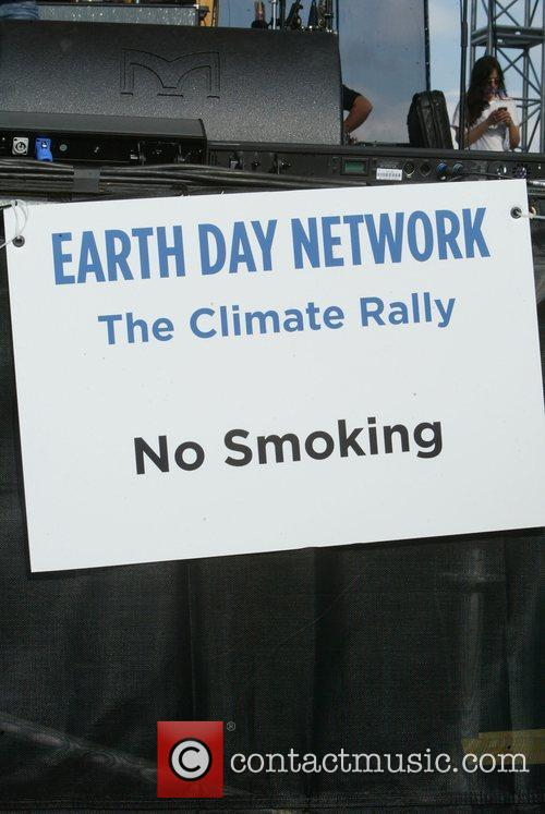 Atmopshere The Climate Rally Earth Day 2010 at...
