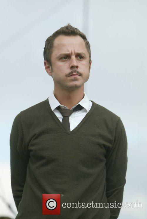 Giovanni Ribisi The Climate Rally Earth Day 2010...