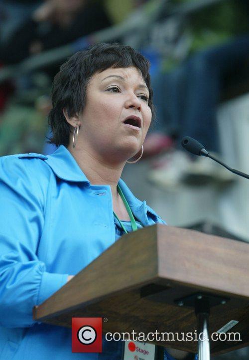 Lisa Jackson The Climate Rally Earth Day 2010...