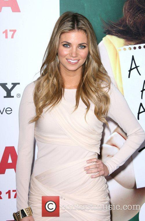 Amber Lancaster Los Angeles Premiere of 'Easy A'...