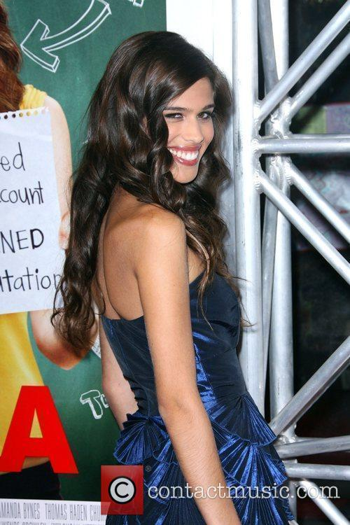 Mahaley Hessam Los Angeles Premiere of 'Easy A'...