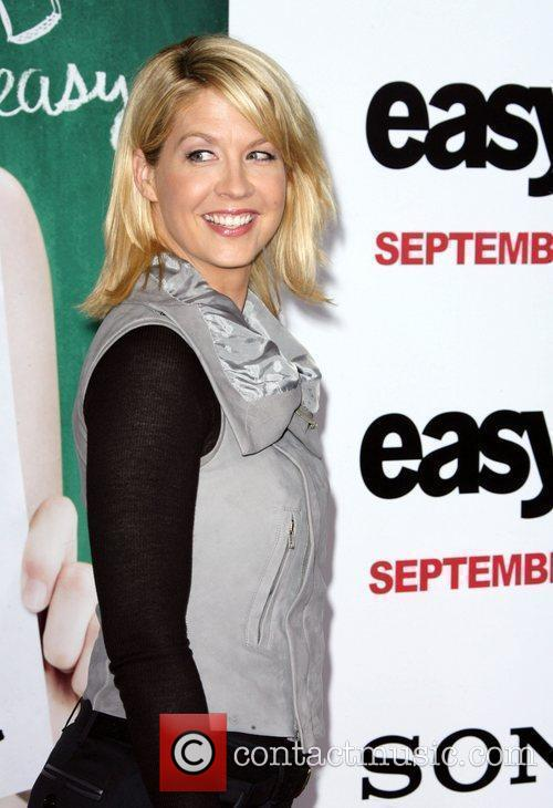 Jenna Elfman Los Angeles Premiere of 'Easy A'...