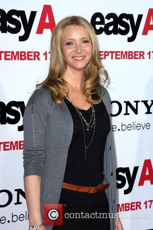 Lisa Kudrow Los Angeles Premiere of 'Easy A'...