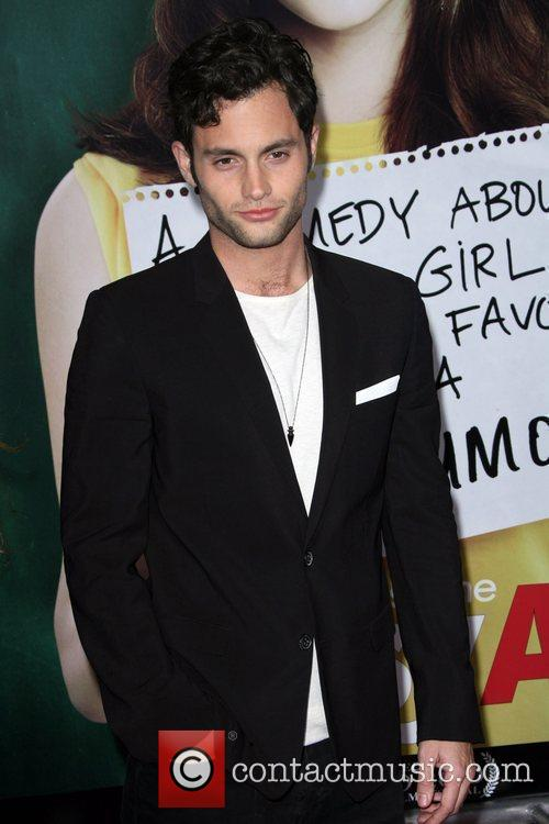 Penn Badgley Los Angeles Premiere of 'Easy A'...