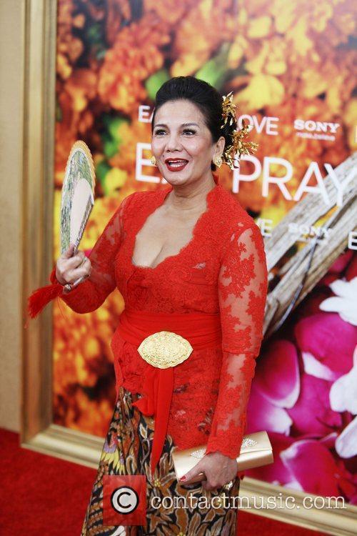 Christine Hakim, Ziegfeld Theatre