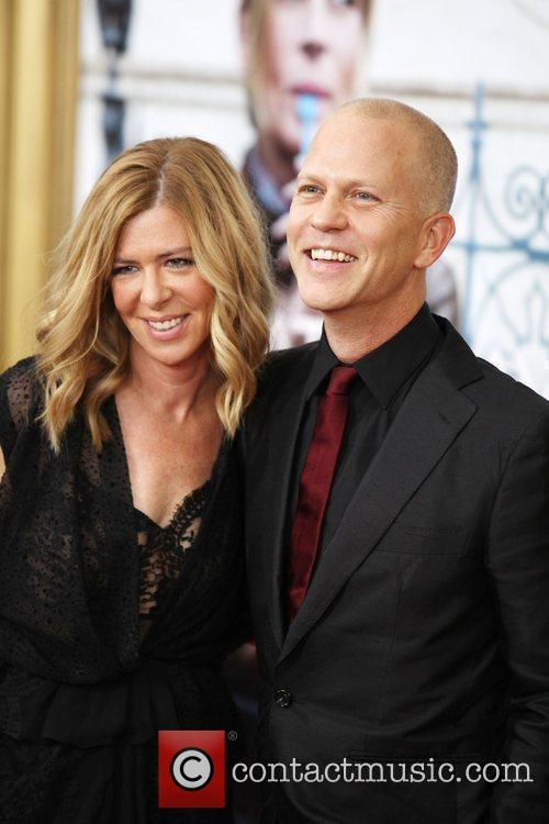 Director, Ryan Murphy and Producer Dede Gardner 1
