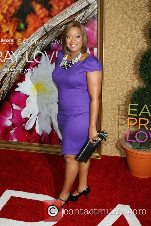 Sunny Anderson New York premiere of 'Eat Pray...