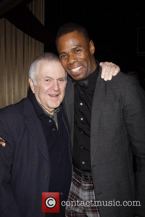 John Kander and Colman Domingo The Fred Ebb...