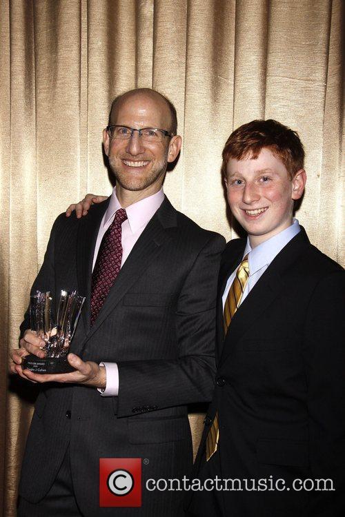 Douglas J. Cohen and his son Jeremy Cohen...