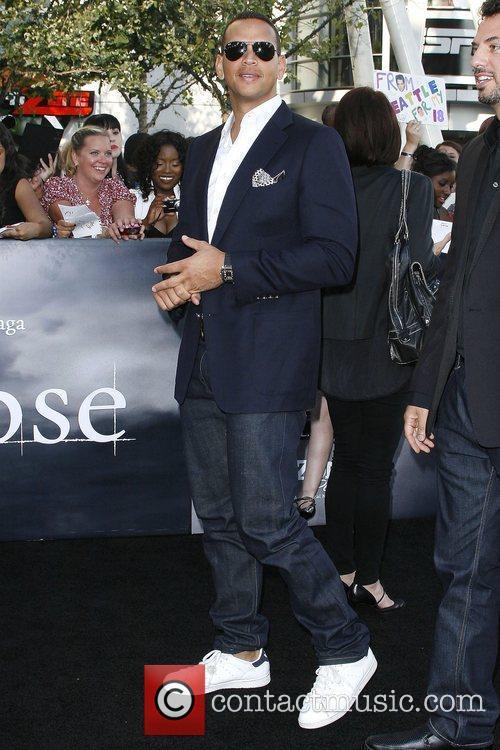 Alex Rodriguez 2010 Los Angeles Film Festival -...