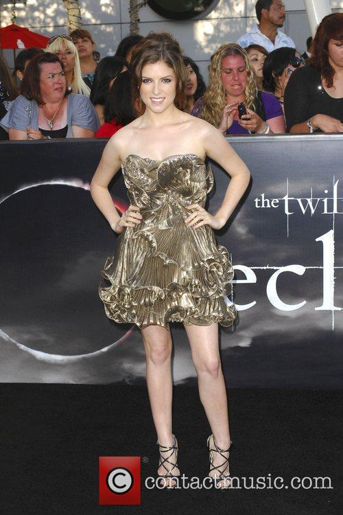 Anna Kendrick  2010 Los Angeles Film Festival...