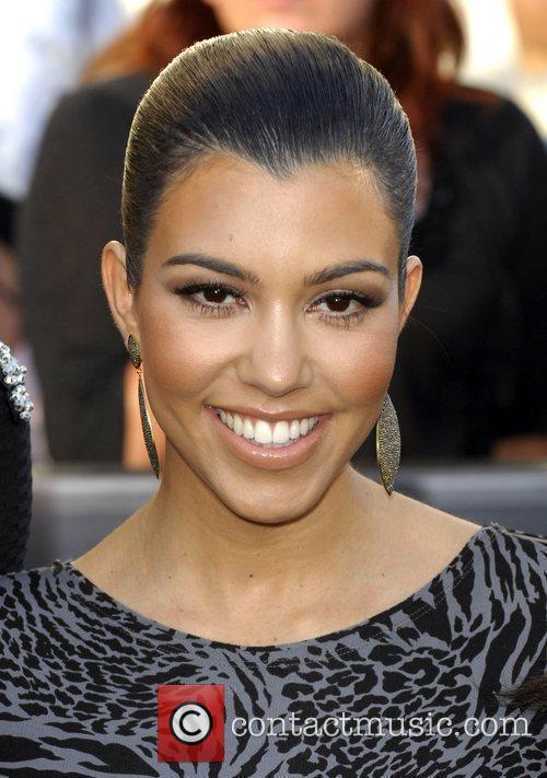 Kourtney Kardashian  2010 Los Angeles Film Festival...