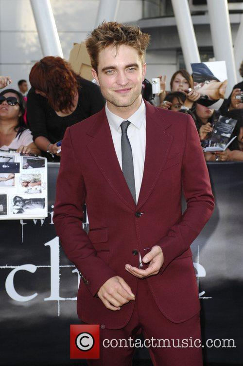 Robert Pattinson  2010 Los Angeles Film Festival...