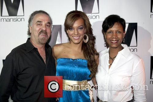 CeCe Segarra and guests Ed Hardy Red Carpet...