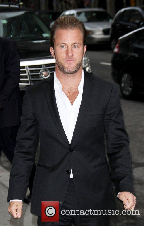 Scott Caan and Ed Sullivan 2