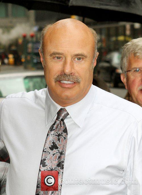 Phil Mcgraw and David Letterman 1