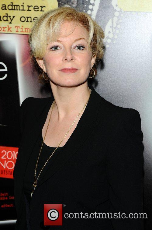 Sarah Townsend at Eddie Izzard's DVD Premiere at...