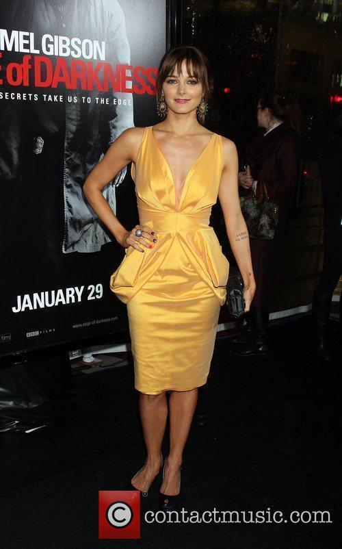 Bojana Novakovic Los Angeles premiere of 'The Edge...