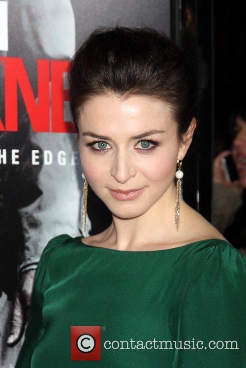 Caterina Scorsone Los Angeles premiere of 'The Edge...