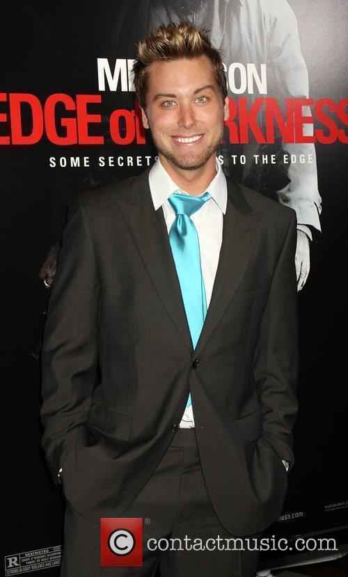 Lance Bass and The Edge 3