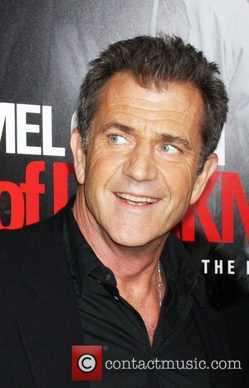 Mel Gibson, The Edge, Grauman's Chinese Theatre