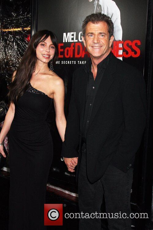Los Angeles premiere of 'The Edge Of Darkness'...