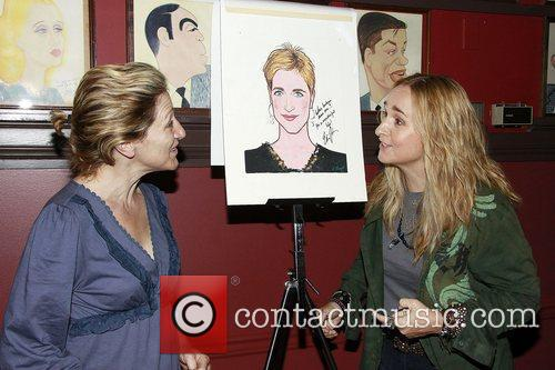 Edie Falco and Melissa Etheridge 7
