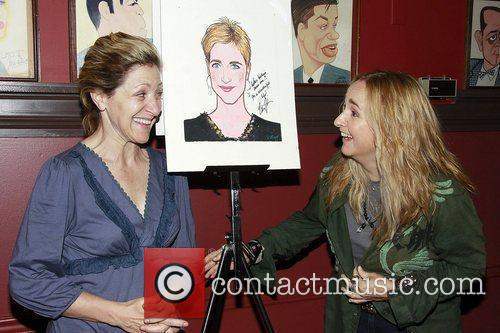 Edie Falco and Melissa Etheridge 5